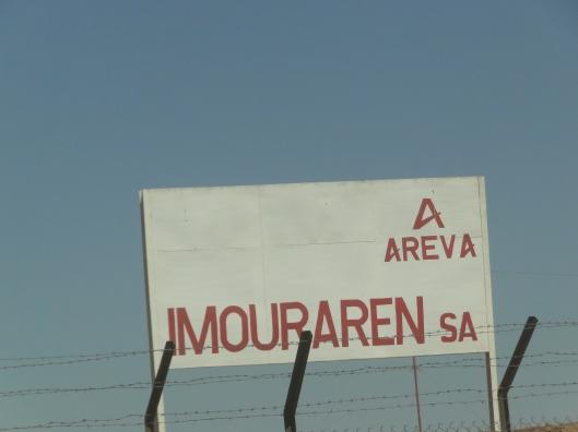 Imouraren Site