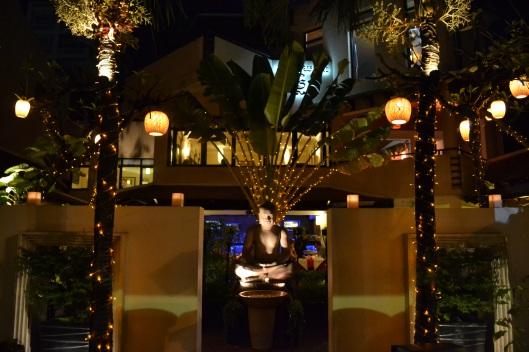 Malis Restaurant Entrance