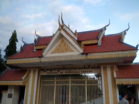 Entrance to the Killing Field