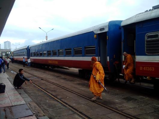 Train Station at Nhn Trang