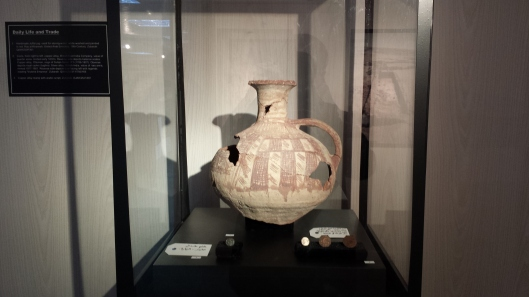 Example of some of the works in the Museum in Zubara