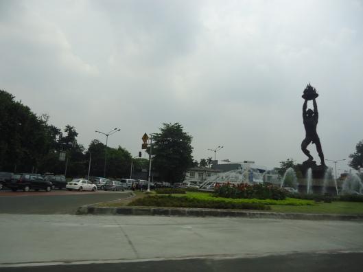 Momuments in Jakarta