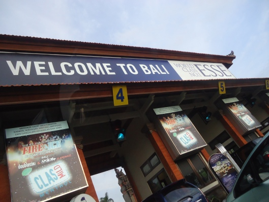 Welcome to Bali..
