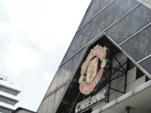 Man Utd Bar and Cafe