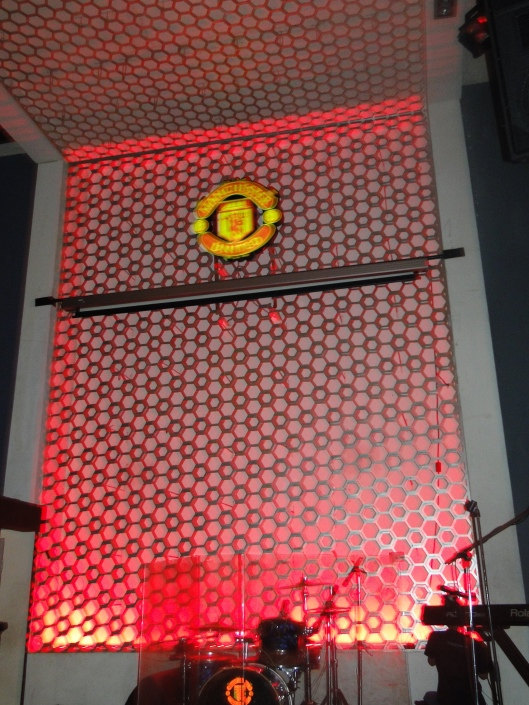 United stage...