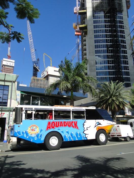Aqua Duck Tour